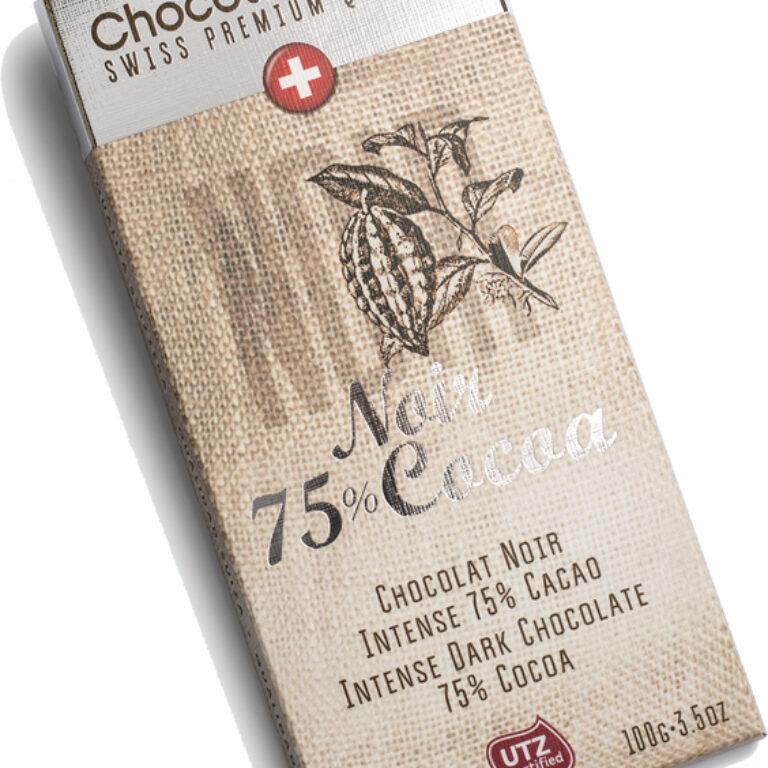 NOIR - Cocoa 75% | Artikelnummer: SE41174