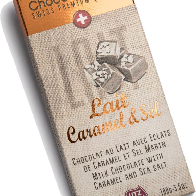 LAIT - Caramel & Sel | Artikelnummer: SE41179