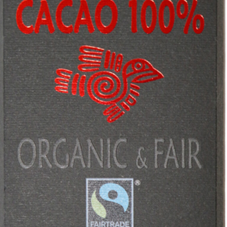 Bio&Fair - NOIR 100%* | Artikelnummer: SE42045