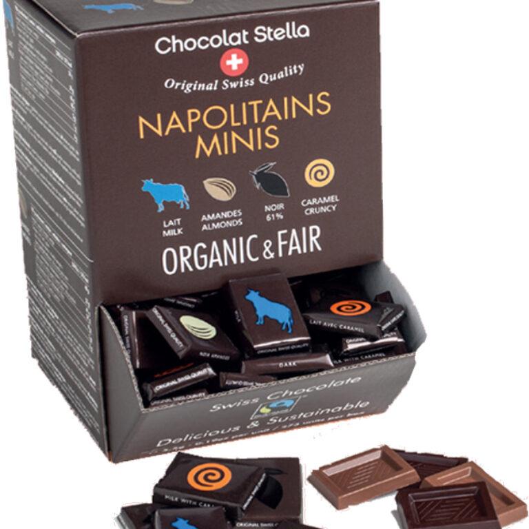 Bio&Fair - Napolitains sortiert* | Artikelnummer: SE42951