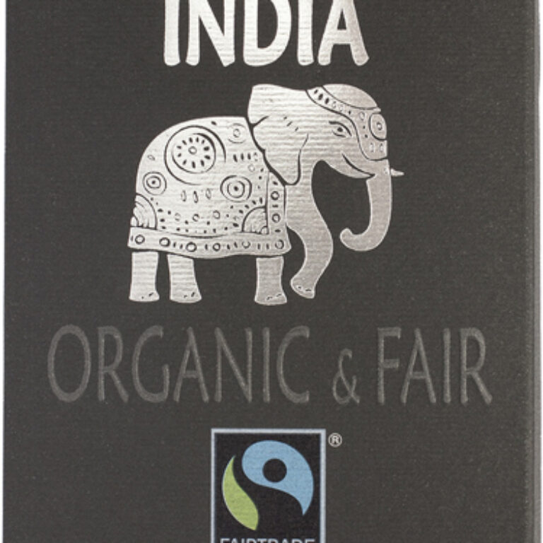 Bio&Fair - NOIR India 72%* | Artikelnummer: SE43523