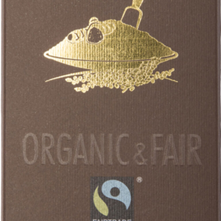 Bio&Fair - NOIR 60% with Curcuma & Pepper* | Artikelnummer: SE45692