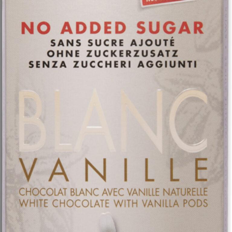 BLANC VANILLE ohne Zuckerzusatz | Artikelnummer: SE47683