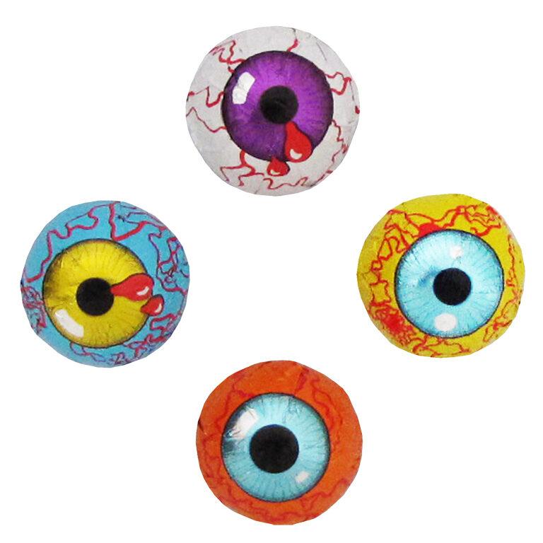 Mini-Halloween Eyeballs   Artikelnummer: ST9150