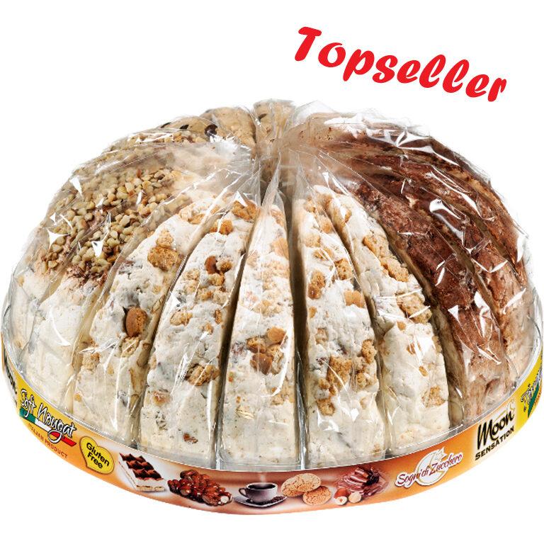 Torrone Torte - sortiert | Artikelnummer: SZ100