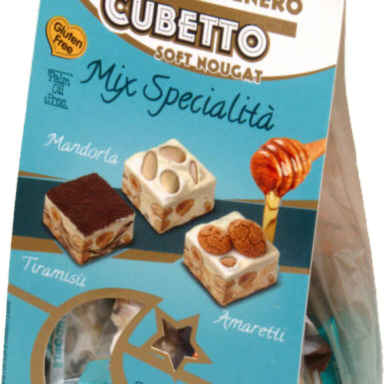 Soft Nougat ''Cubetto'' Mix Specialita | Artikelnummer: SZ1101